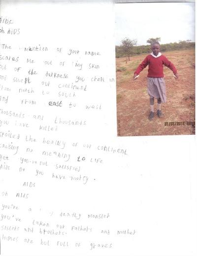 aids-oh-aids irene sainapei namelok nov 2012