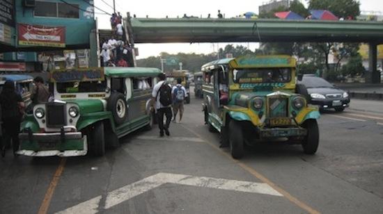 david farinas and jeepney school-in-a-cart nov 2012