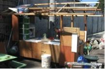 kitchen-in-a-cart in progress siac dec 2013