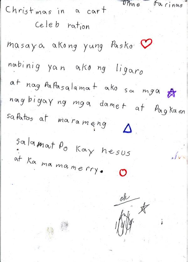 dianne farinas xmas poem wong siac aug 2014