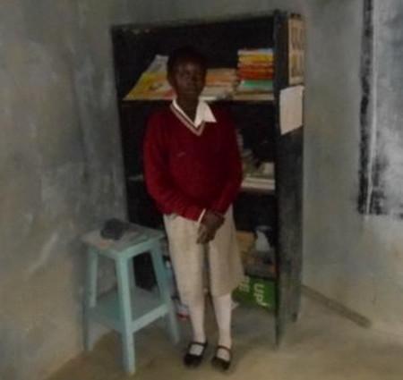 Deborah Sanaipei Namelok Nov 2014