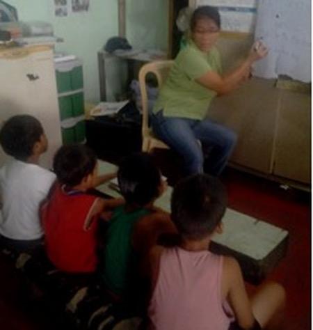Nita Viloria tutoring matching gift SIAC May 2016