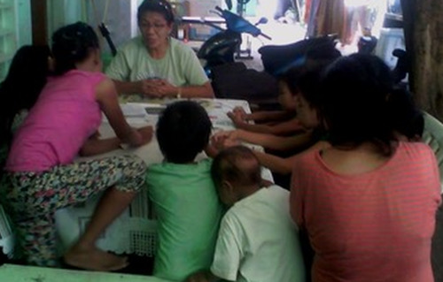 Nita Viloria tutoring matching gift SIAC May 2016