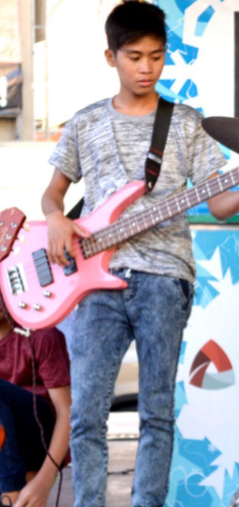 Richard Jay RJ Del Rosario photo Dave Frampton Church SIAC May2017