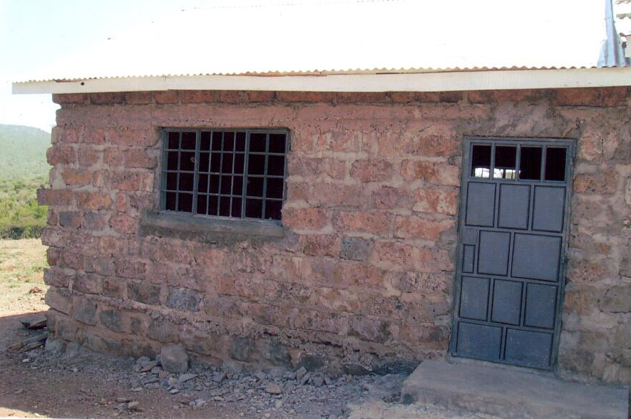 Namelok classroom five outside