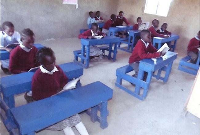Namelok new classroom