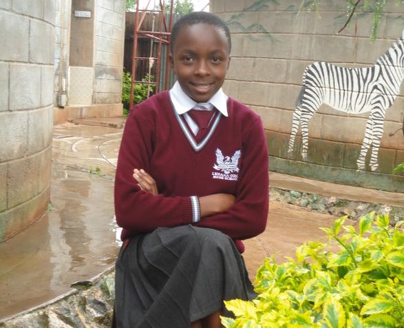 favour wamboi Sept 2014