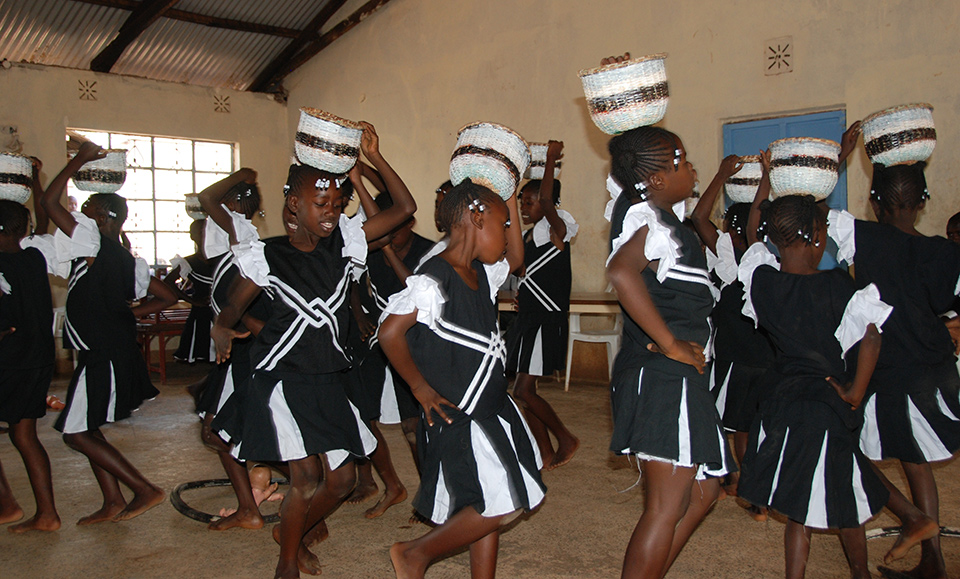 lenana school girls dancing