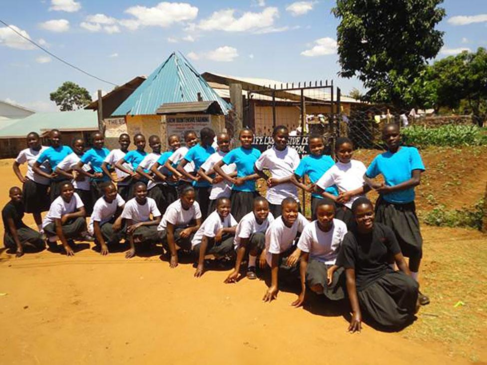 uniform photo lenana girls school