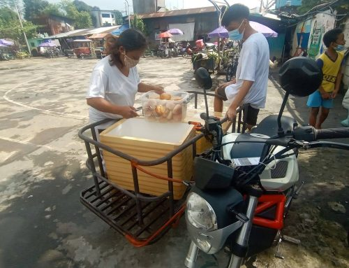 Bakeshop in a Cart!
